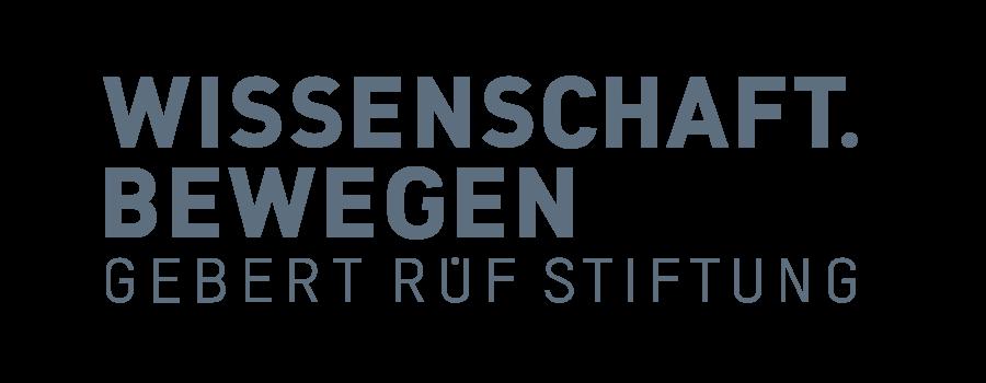Logo Gebert Rüf Stiftung